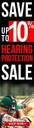 Hearing Protection Sale
