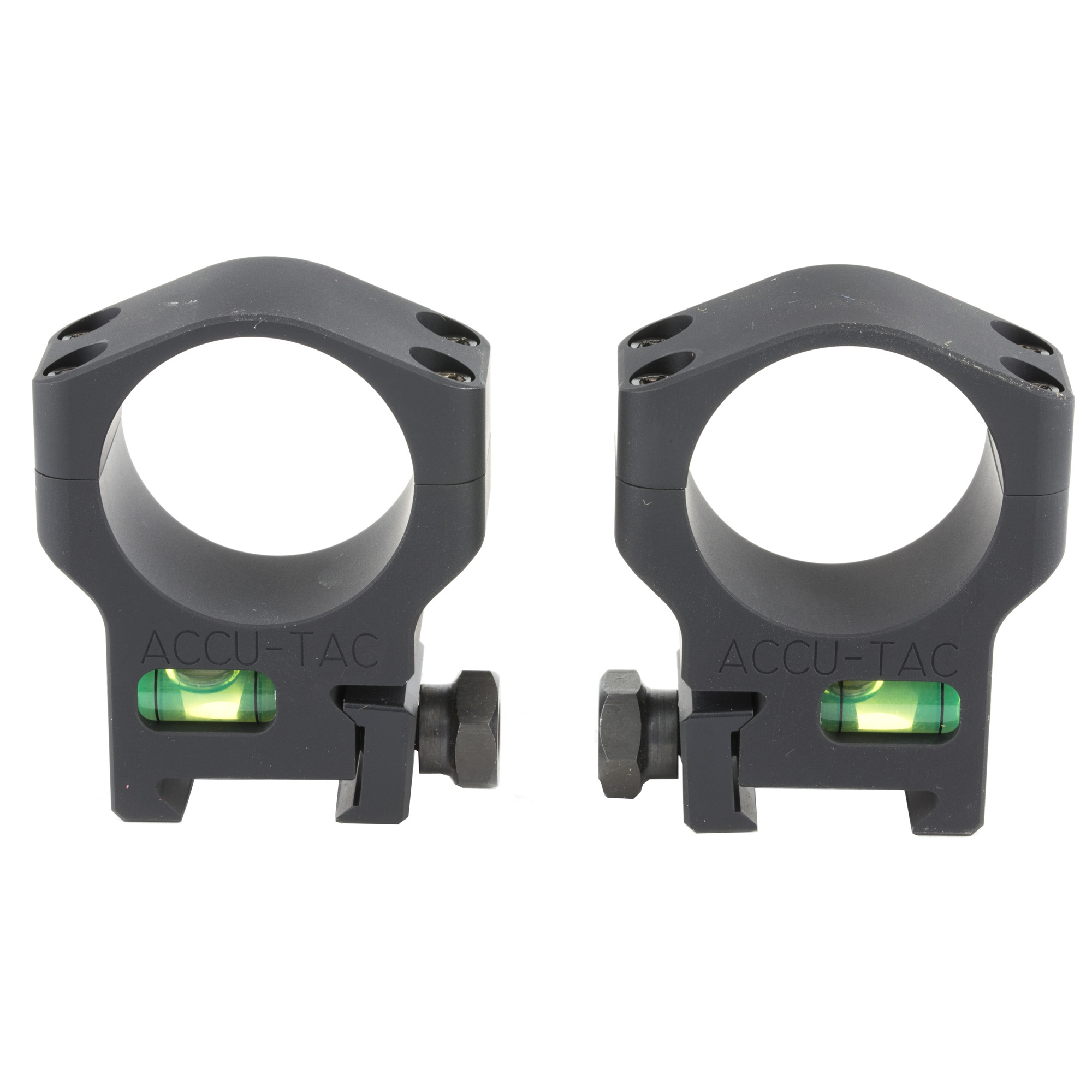 Accu-tac Scope Rings 34mm Blk