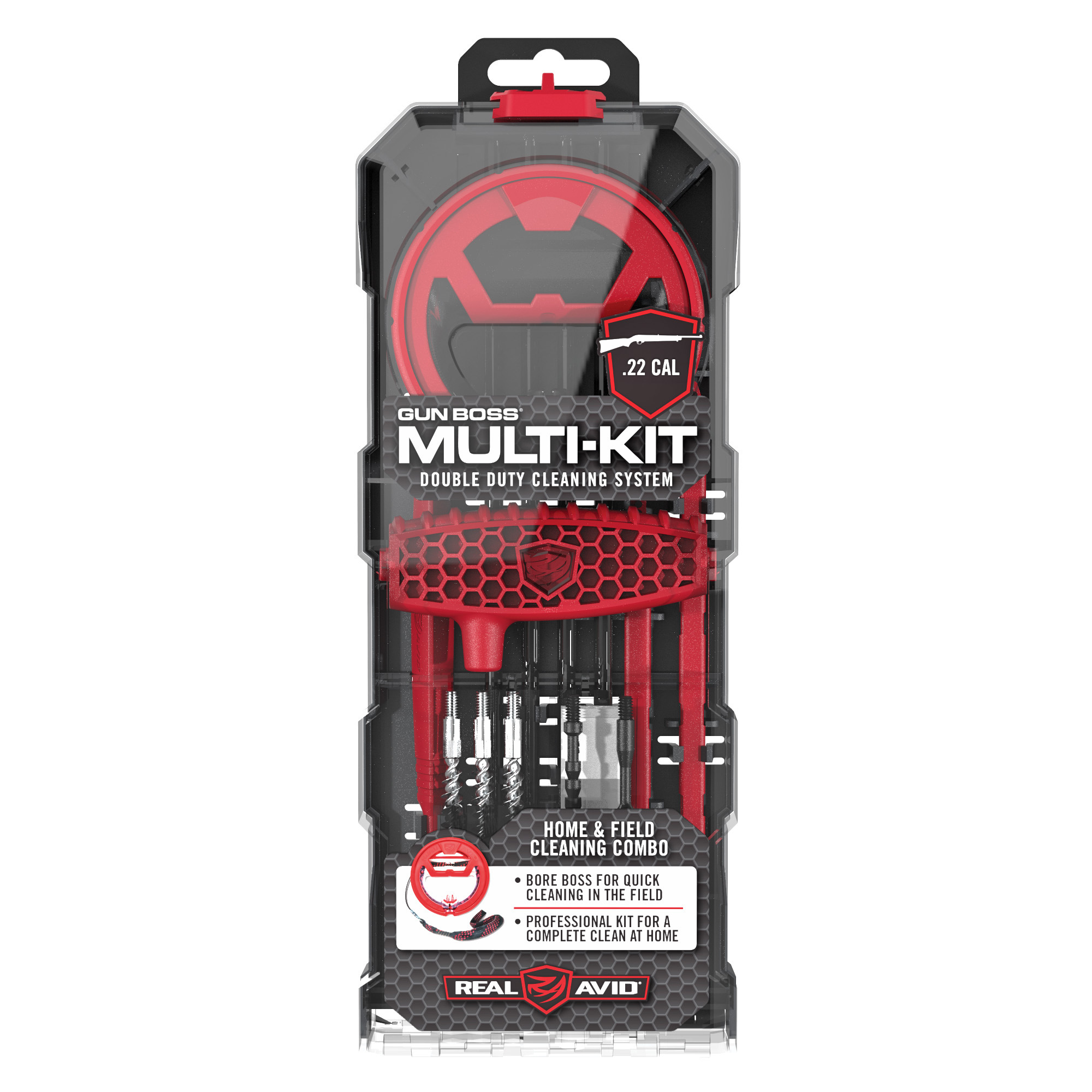 Real Avid Gun Boss Multi Kt 22cal