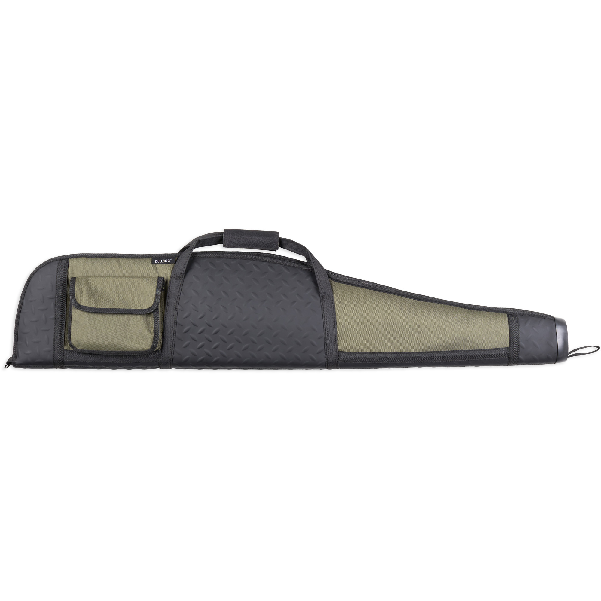 Bulldog Armor Case Rifle Grn/blk 48