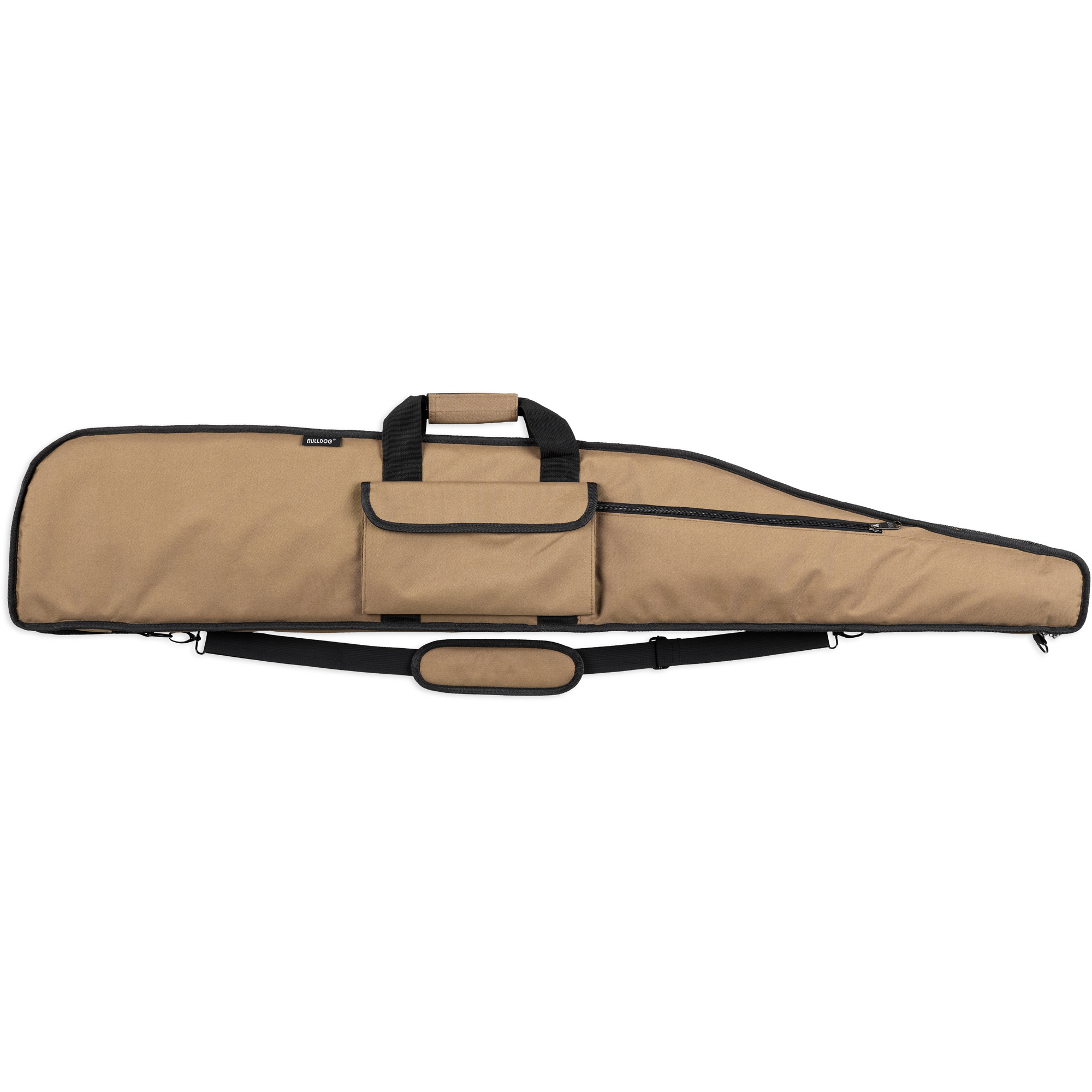 Bulldog Dlx Long Range Case Tan 55