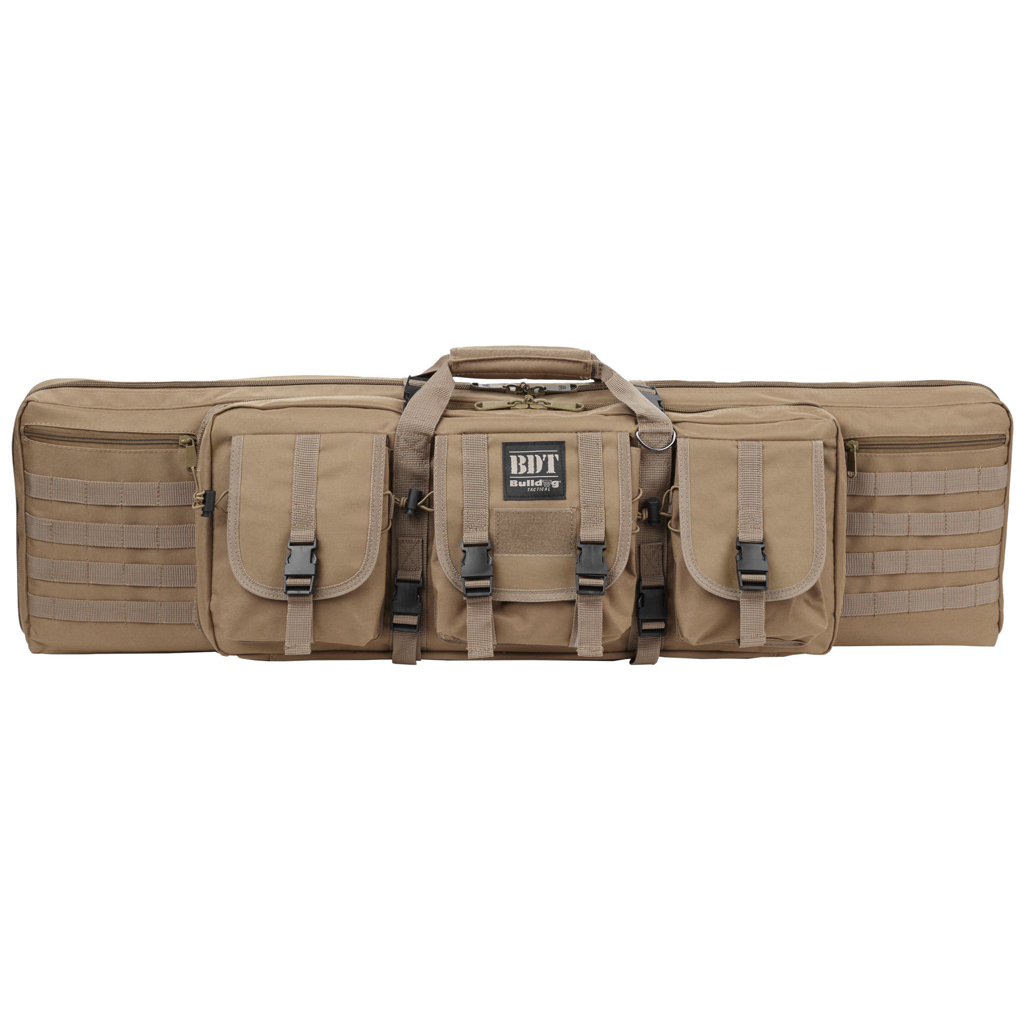 "Bulldog Dlx Tact Sngl Rifle 36"" Tan"