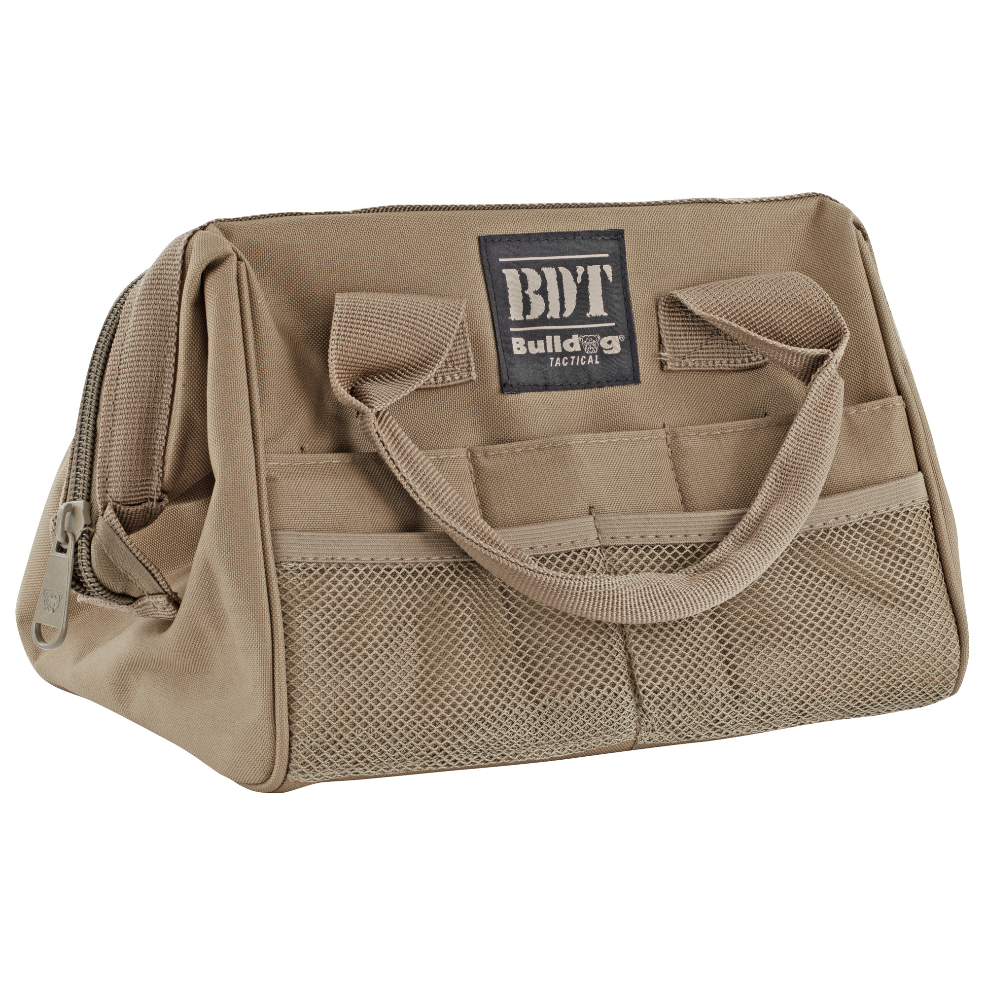 Bulldog Cases Bulldog Tact Ammo & Acc Bag Tan