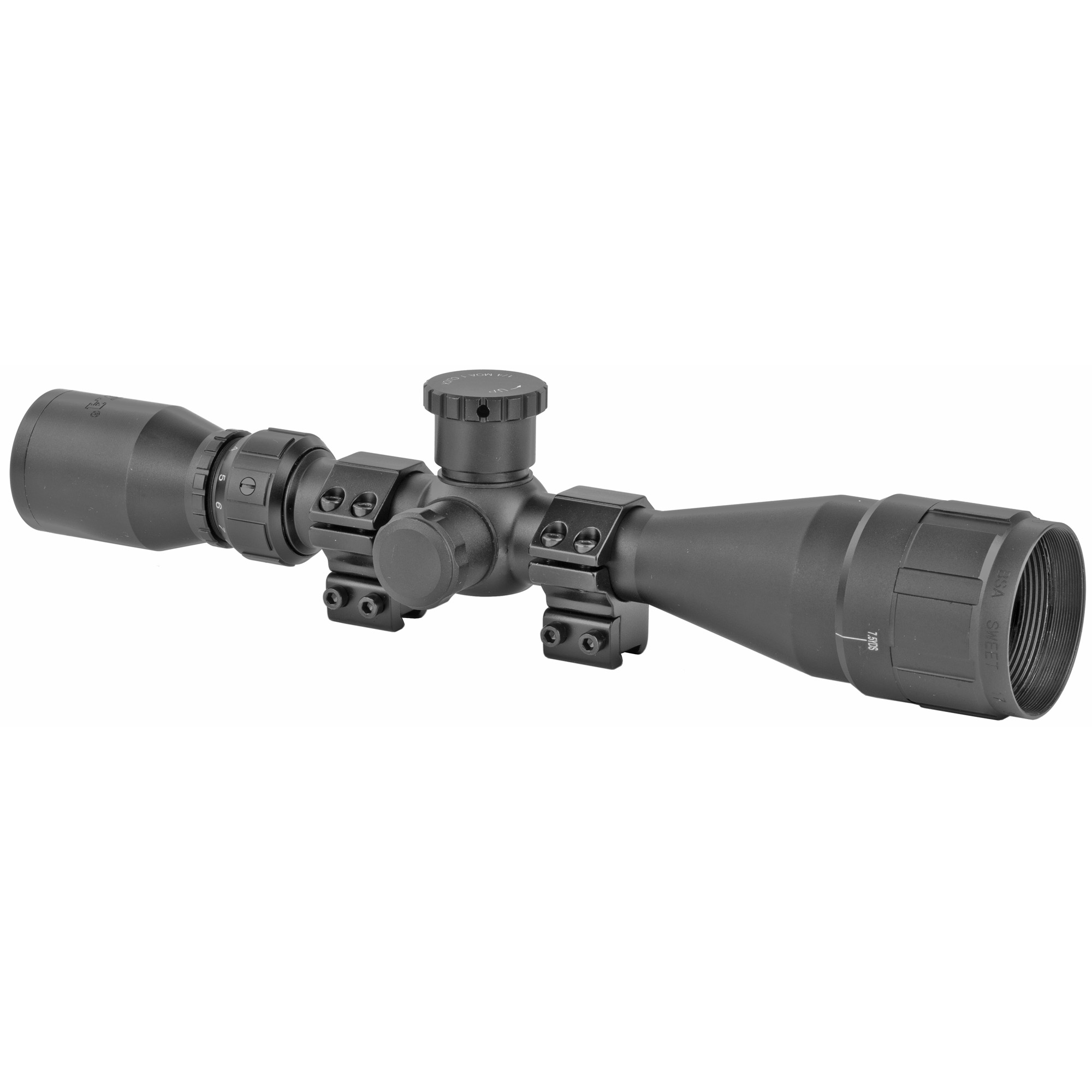 Bsa Sweet 17 3-9x40 30/30 Blk