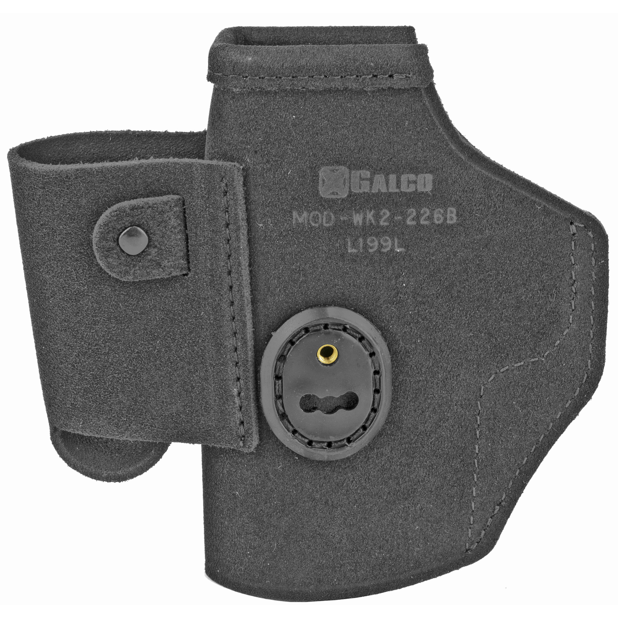 Galco Walkabout 2.0 For G19 Ambi Blk