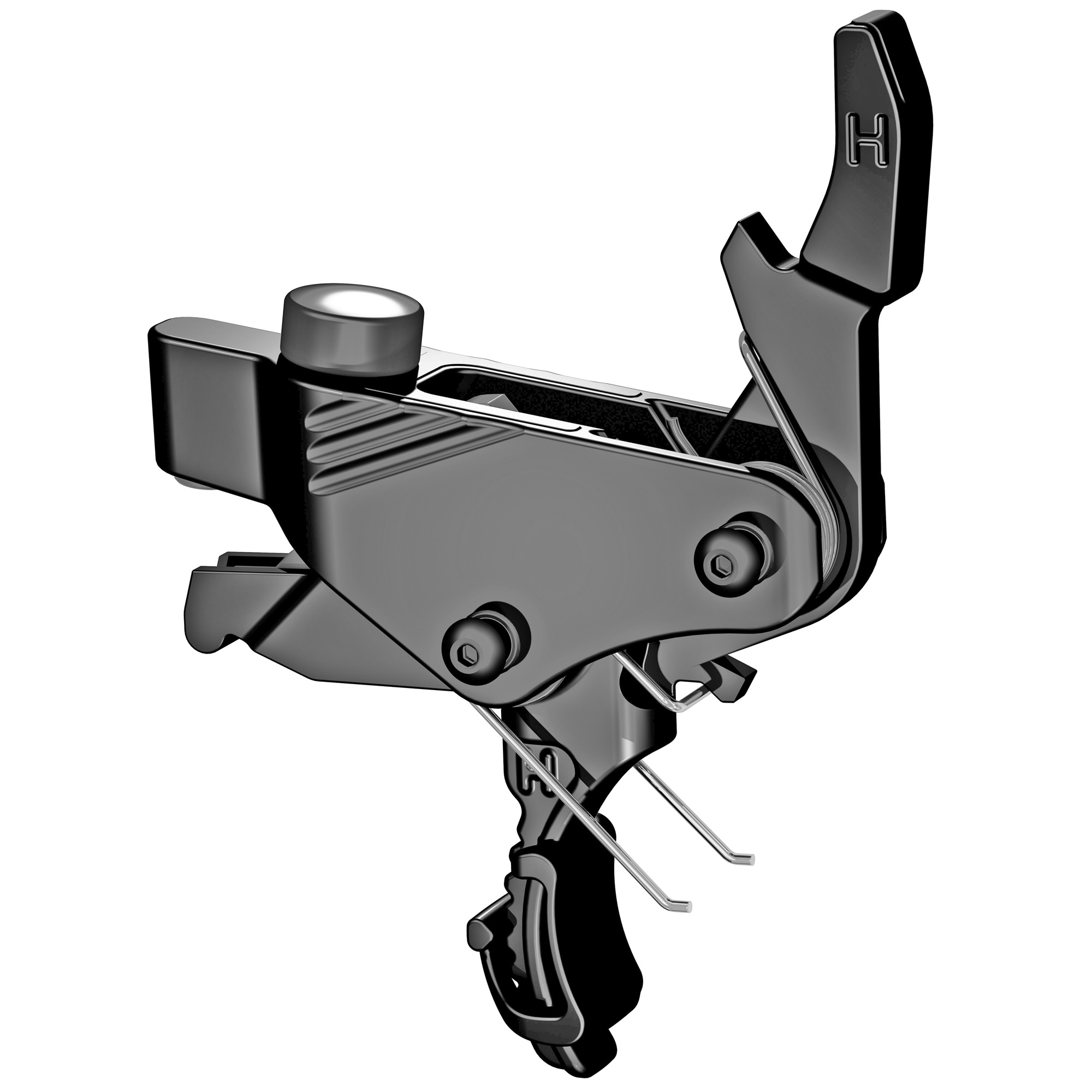 Hf Ar15/10 Drop-in Trigger Black