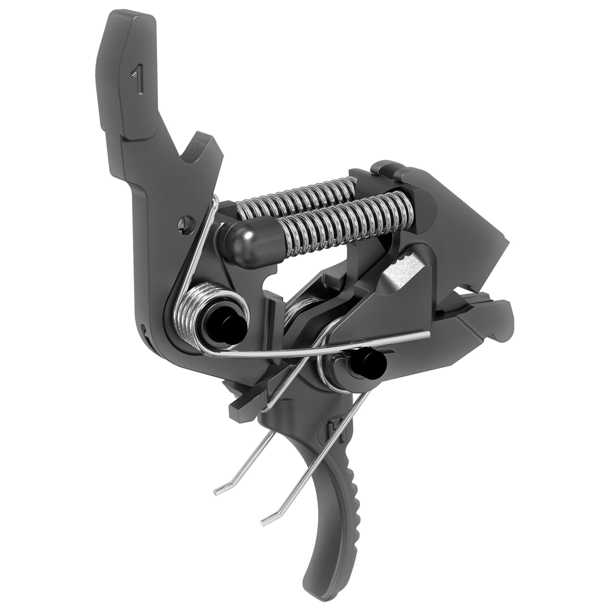 Hf Ar15/10 2 Stage Curved Trigger