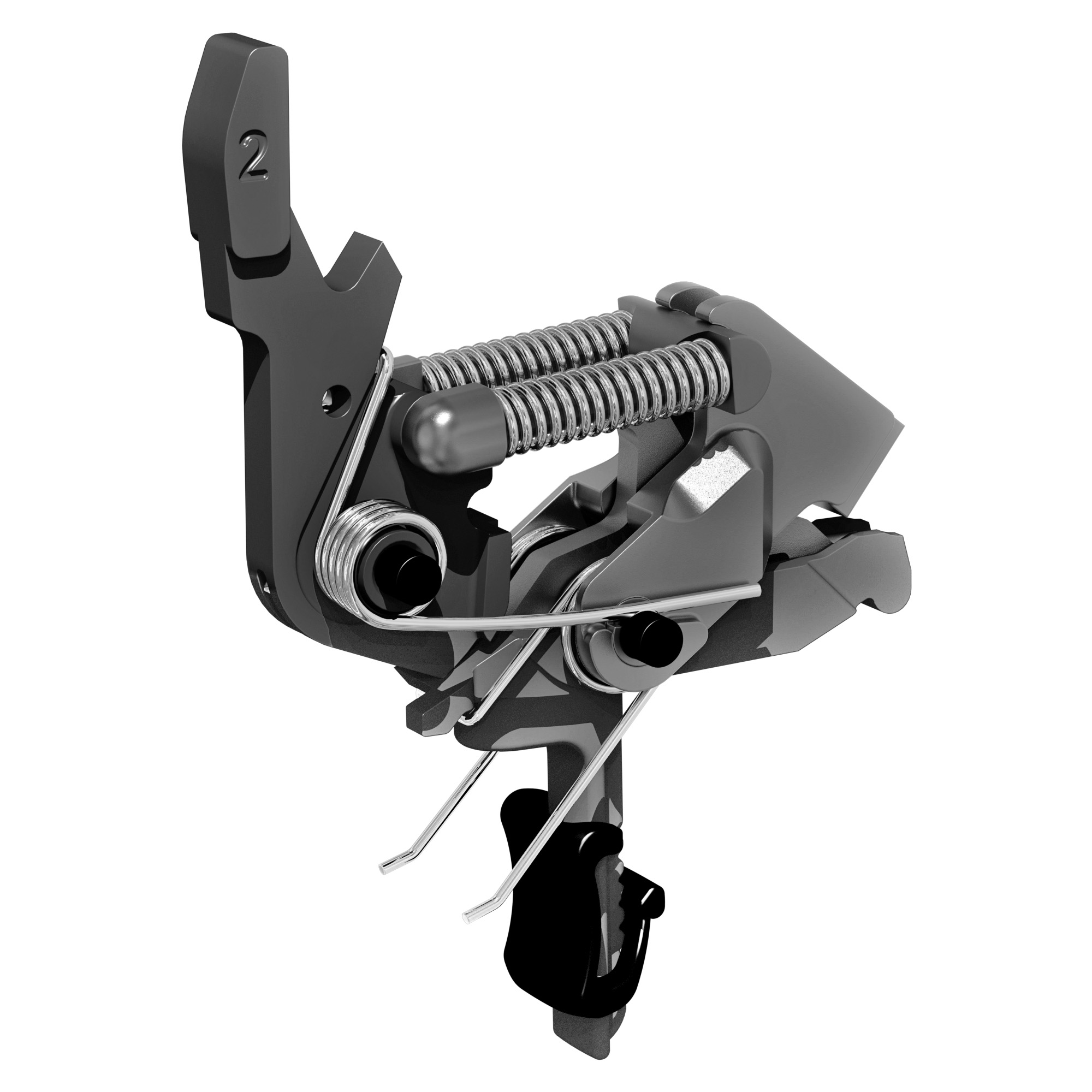 Hf Ar15/10 2 Stage Flat Trigger