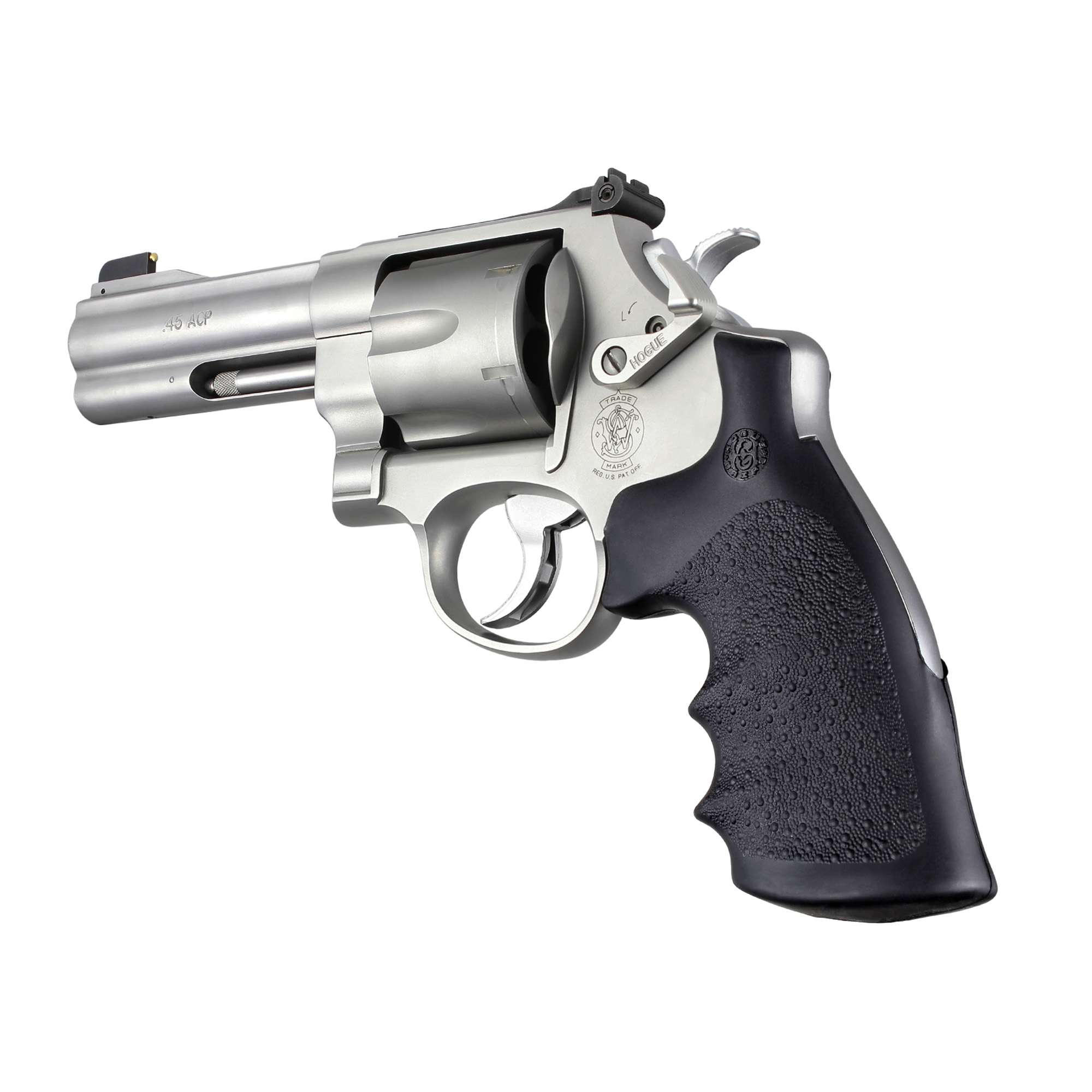 Hogue Monogrip S&w N Convrsn Blk