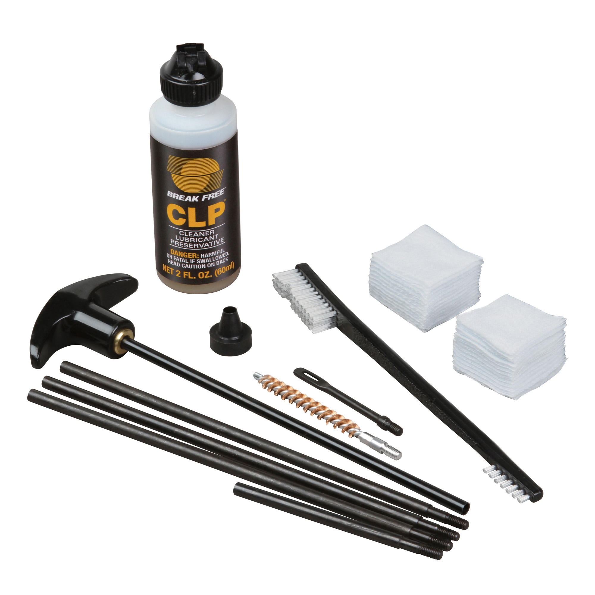 Kleen-Bore Kleen Br Rfl 243/25/6.5mm Cln Kit