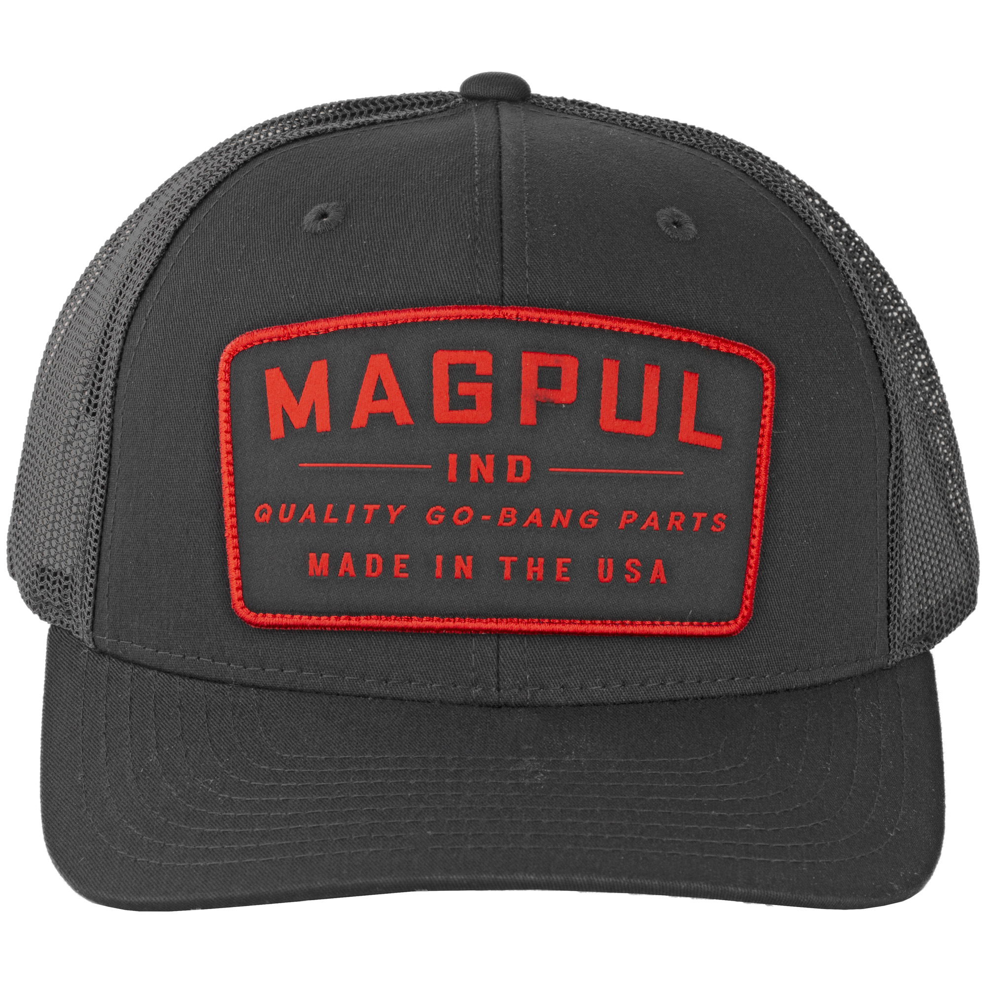 Magpul Go Bang Trucker Hat Black