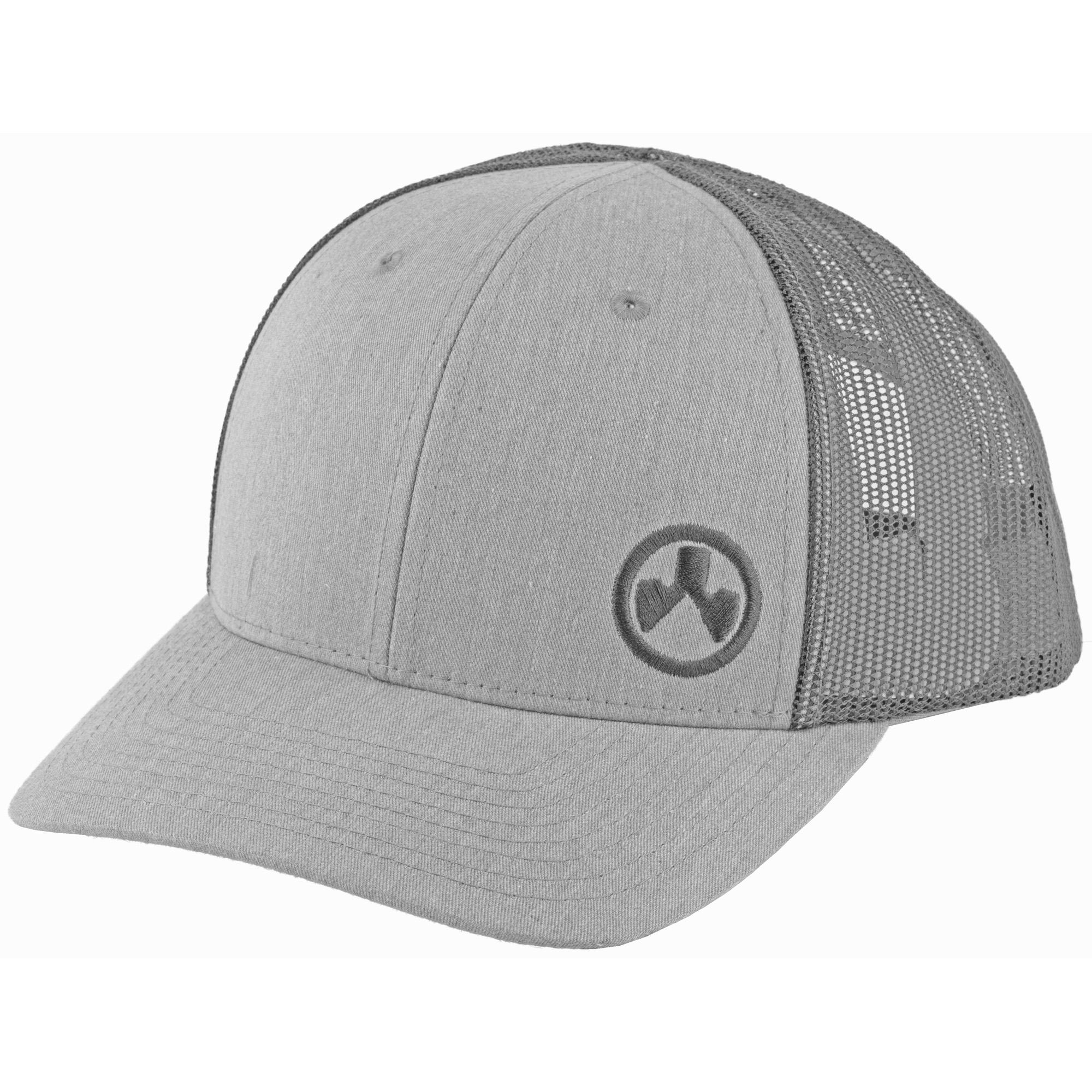 Magpul Icon Trckr Hat M/l Heathr Gry