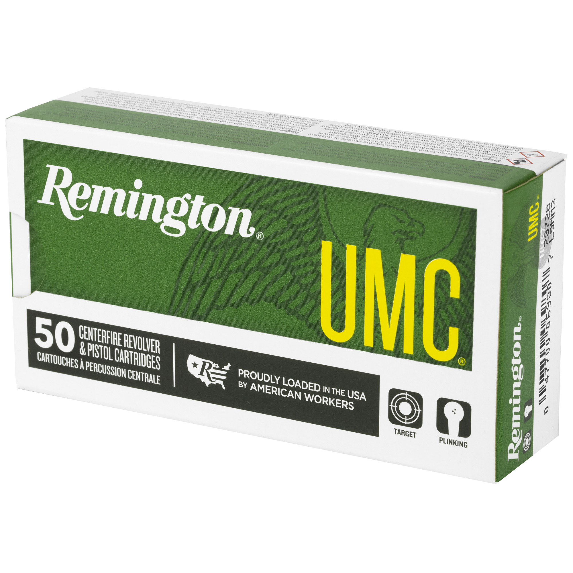 Remington Rem Umc 9mm 115gr Fmj 50/500
