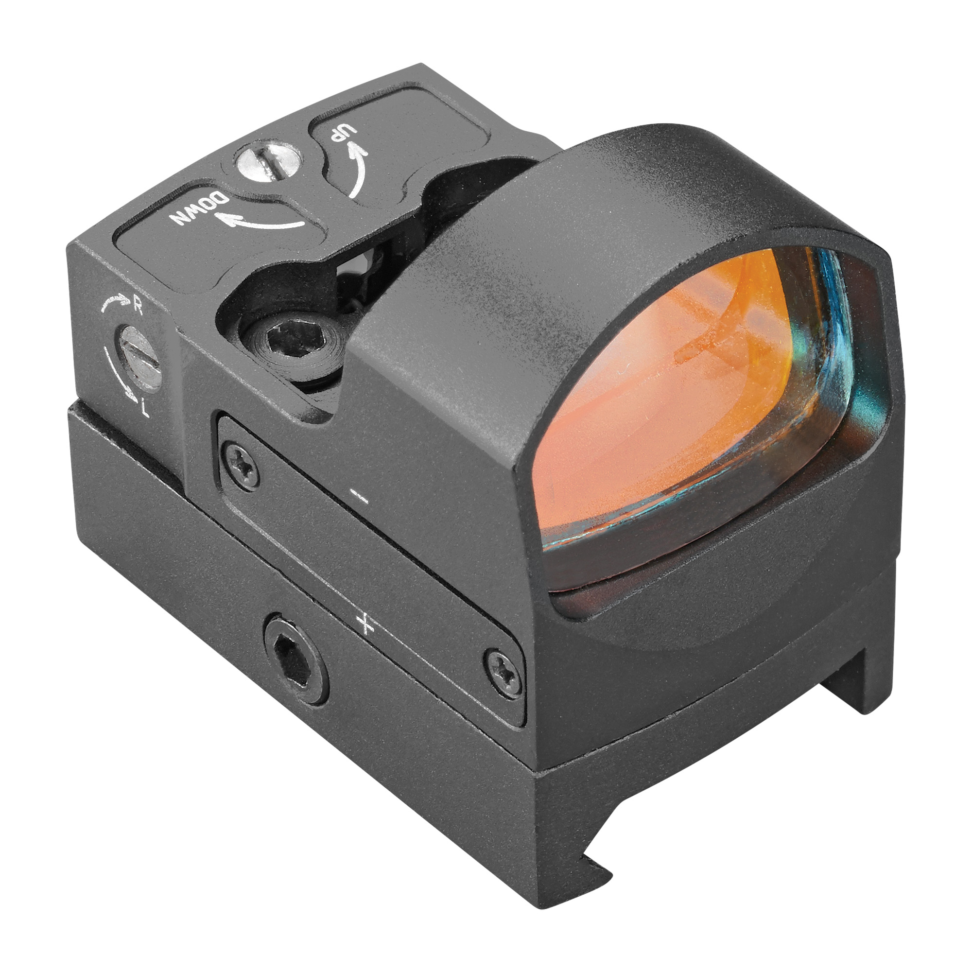 Tasco 1x25 Red Dot 4 Moa Pstl Mount