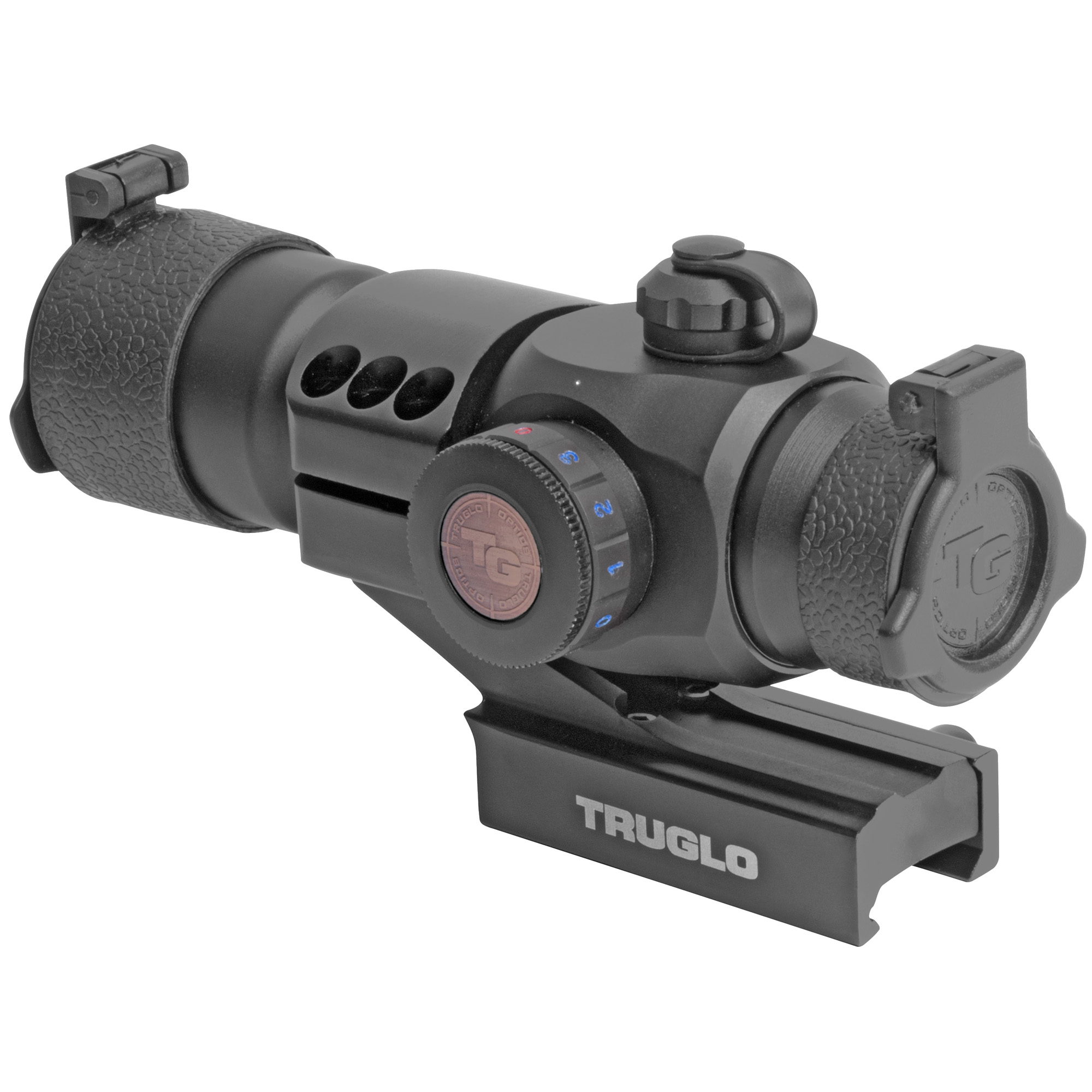 Truglo Red Dot 30mm 3clr Ar Black