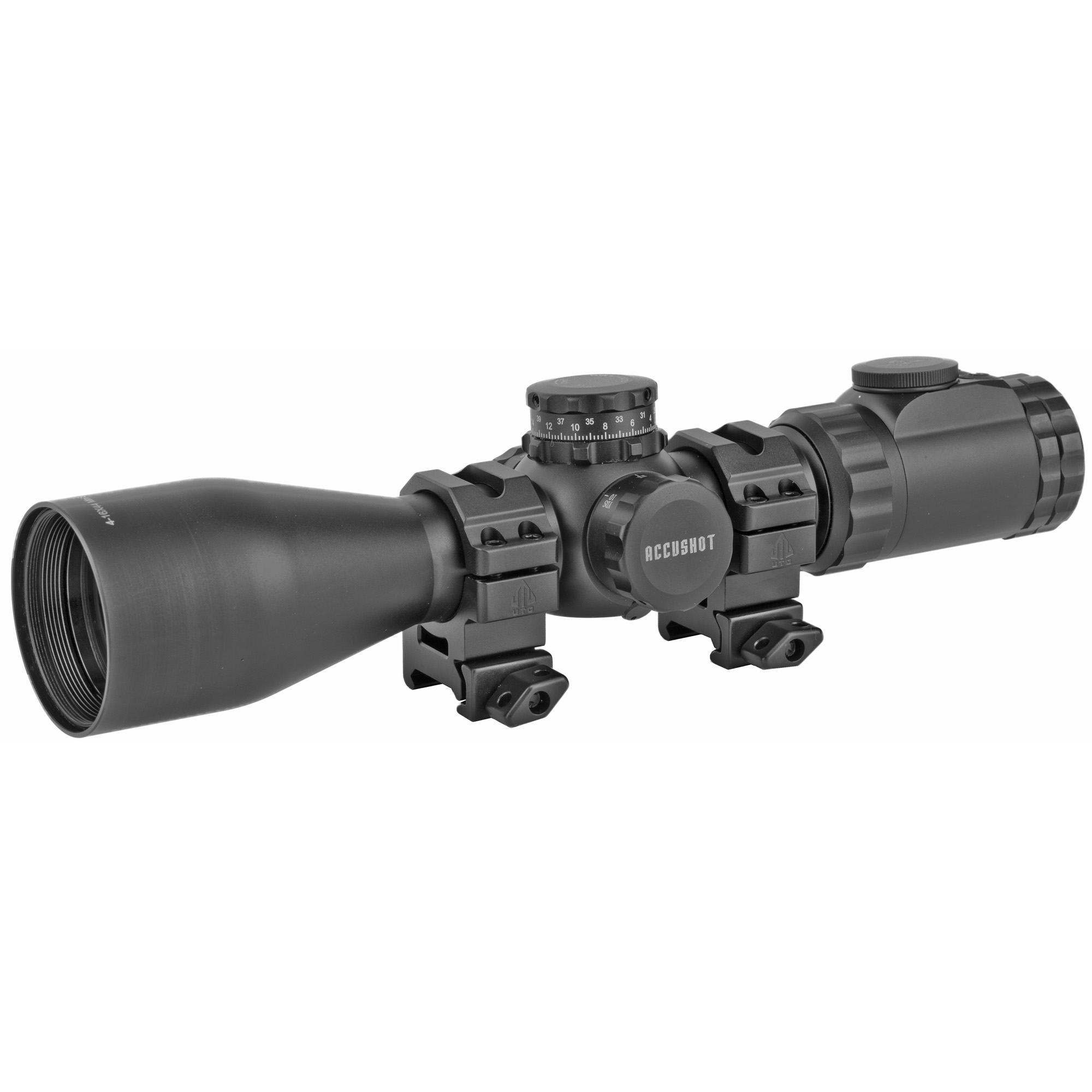 Utg Op3 4-16x44 30mm Cmpct Scope Ts