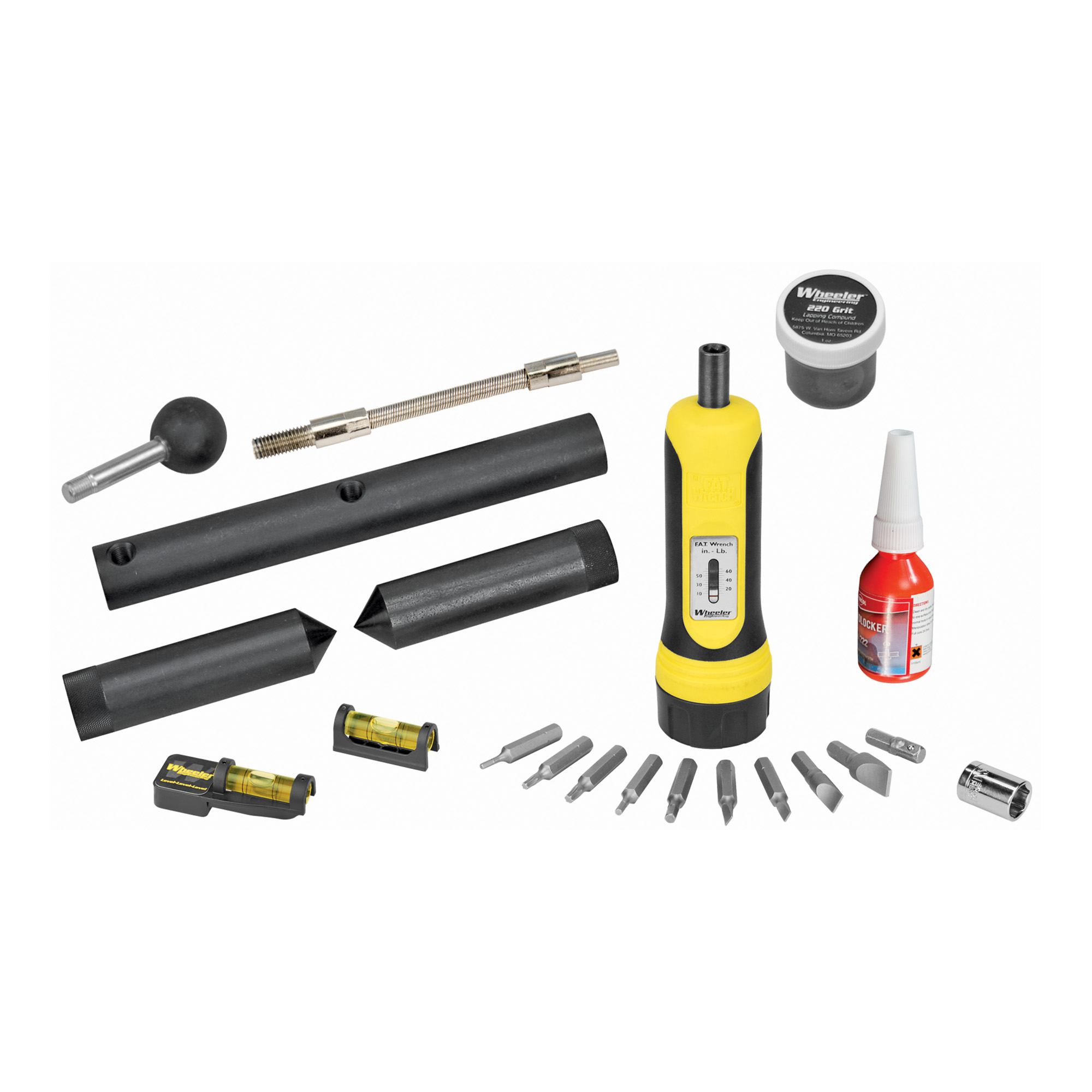 Wheeler Scope Mounting Kit 1