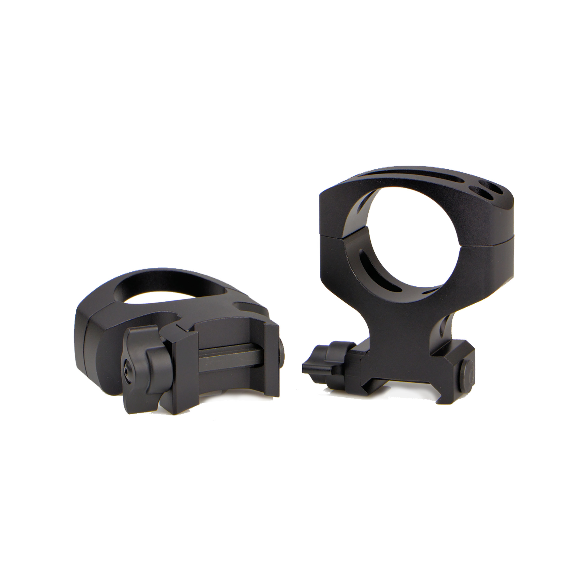 Warne Maxima 30mm Ar15 Flat Top U-hi