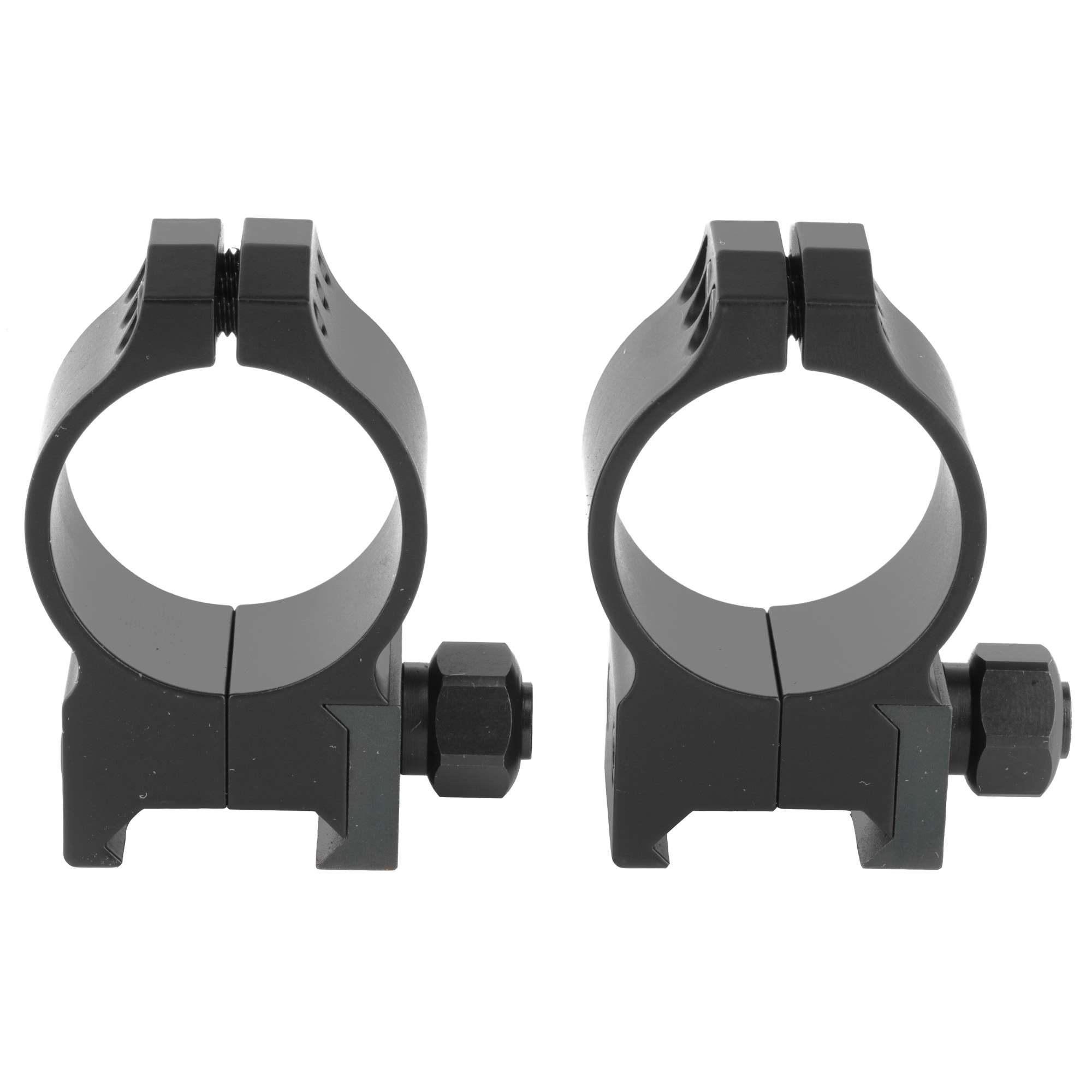 Warne Scope Mounts Warne Tactical 30mm Med Matte Rings