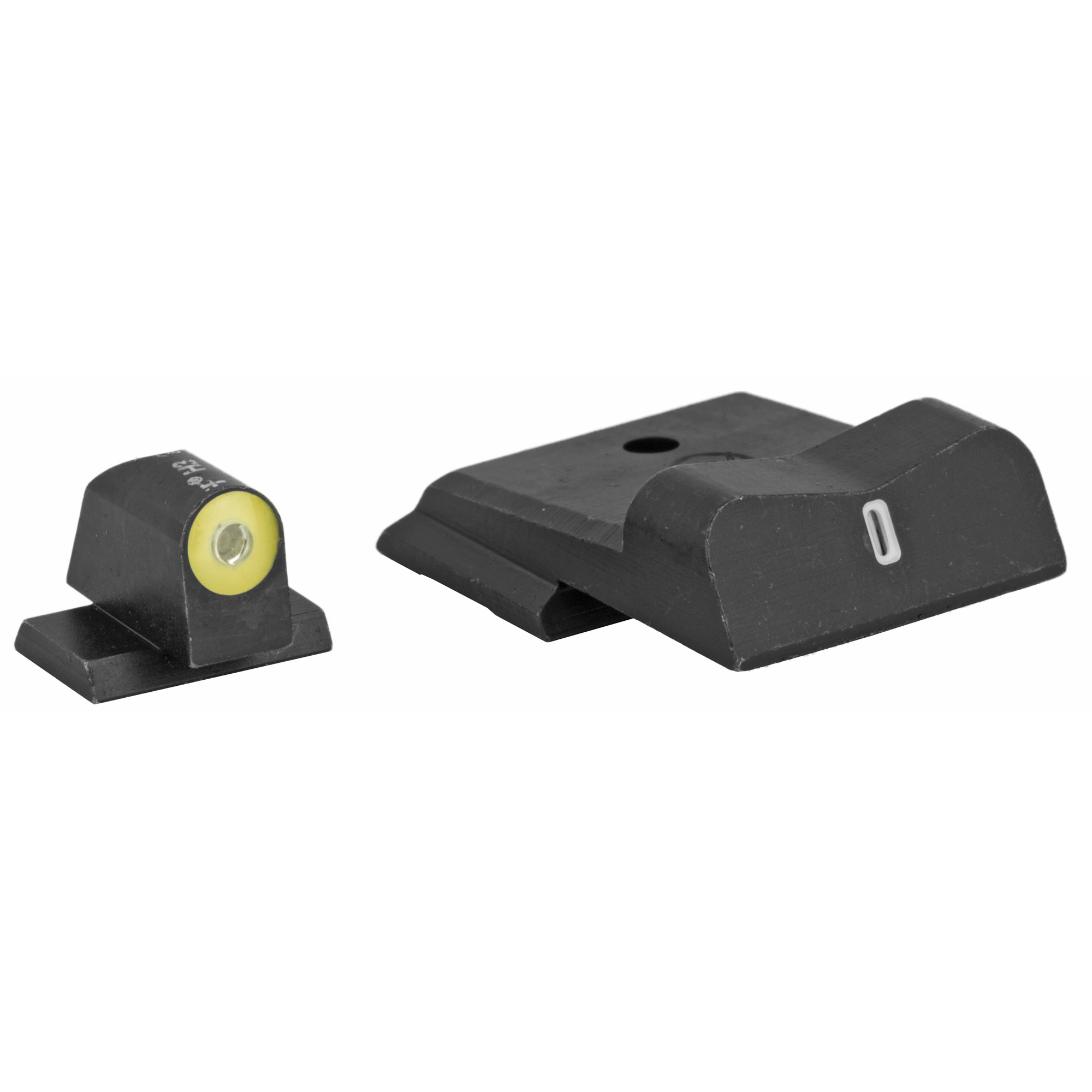 Xs Dxt2 Big Dot S&w M&p Shield Ylw