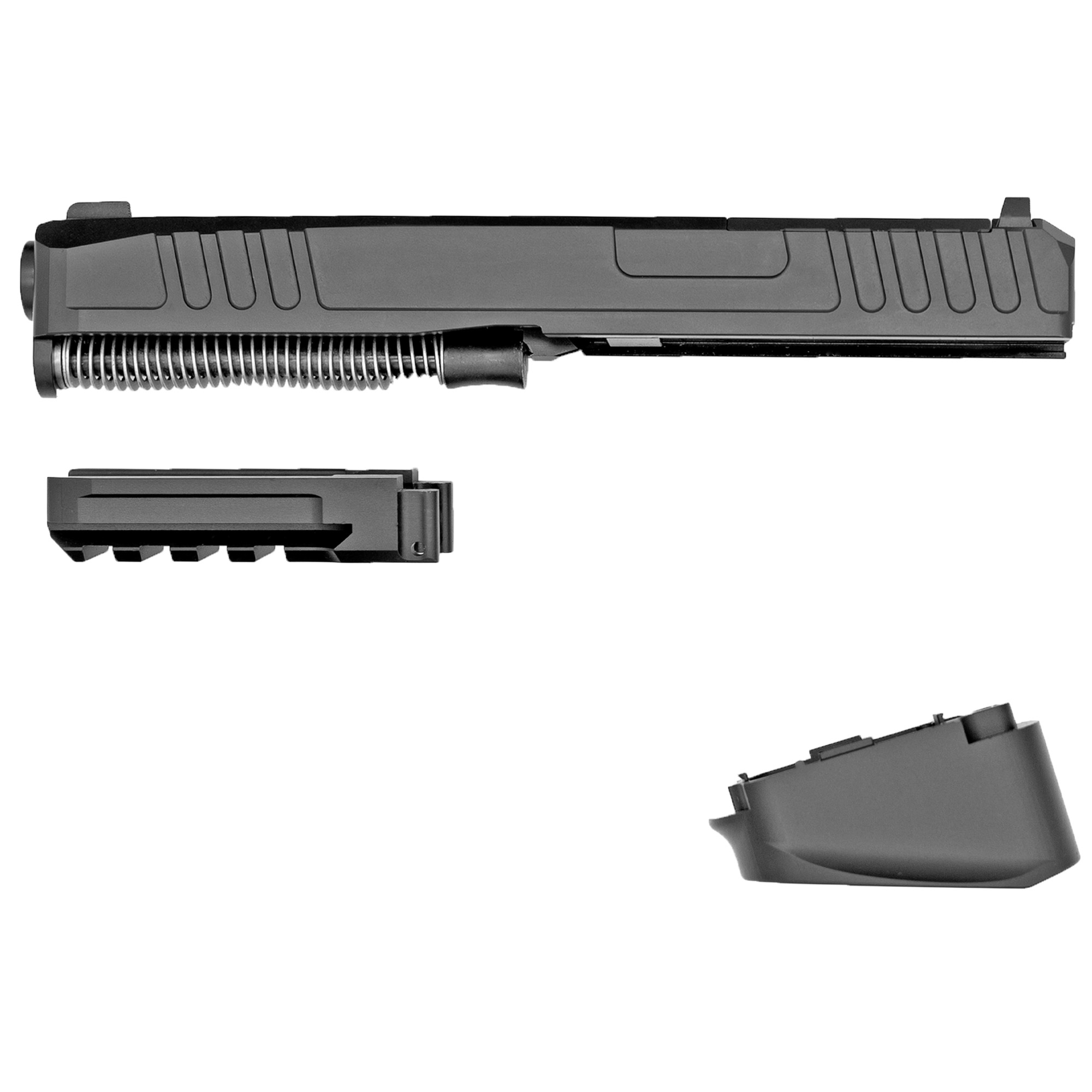 Zrod Modulus Duty Conversion Blk