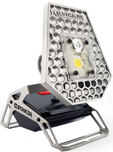 Striker Mobile Task - Light 1200 Lumens W/4 Modes