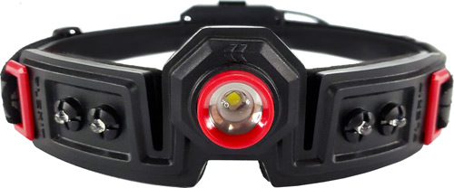 Striker Flex-it Headlamp 250 - Lumens W/5 Modes