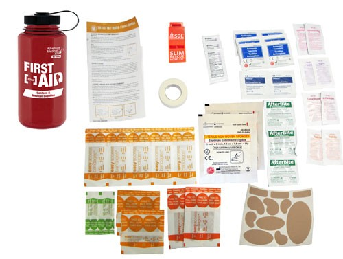 Amk Adventure First Aid 32 Oz - Kit 1-2 Ppl/ 1 Day