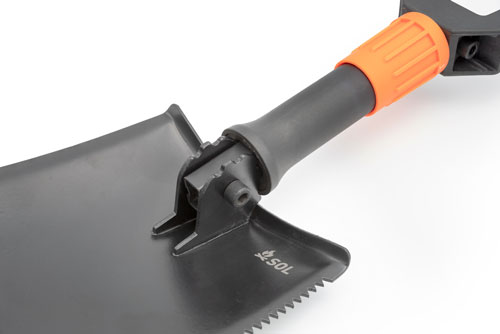 Arb Sol Packable Field Shovel - W/saw And Pick Features 2lb