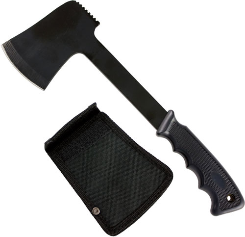Red Rock Camper Pack Axe - Sheath Has Belt Loop