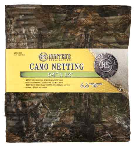 "Hs Blind Material Mesh Netting - Realtree Xtra 54""x12'"
