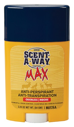 Hs Antiperspirant Stick - Scent-a-way Max 2.25oz.