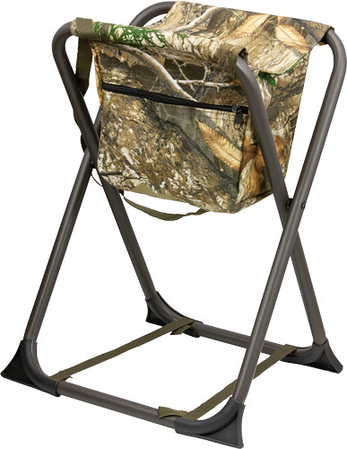 Hs Dove Stool Folding No Back - Realtree Edge