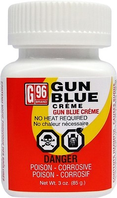 G96 Gun Blue Creme 3oz. - Blister Packed