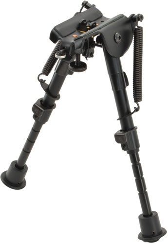 "Aimtech Bi-pod Heavy Duty - 6""-9"" Notched Leg Adjustable"