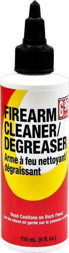 G96 Firearm Cleaner/degreaser - 4oz. Biodegradable