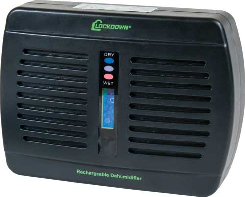 Lockdown Rechargeable - Dehumidifier