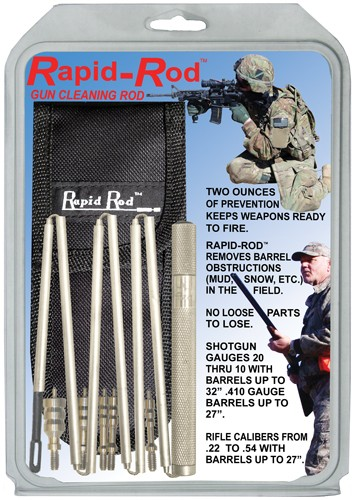 Atsko Cleaning Rod Rapid-rod - Emergency Field Kit