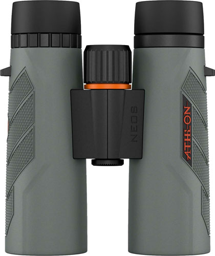 Athlon Binoculars Neos G2 - 10x42 Hd Roof Prism Grey