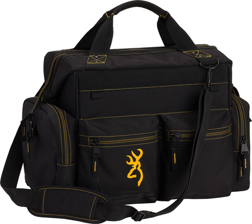 "Bg Range Bag W/carry Strap - 18""w X 12.5""h X 11""d Black"