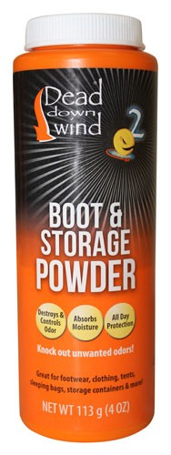 Ddw Boot & Storage Powder - E2 3d+ 4oz. Shaker Bottle