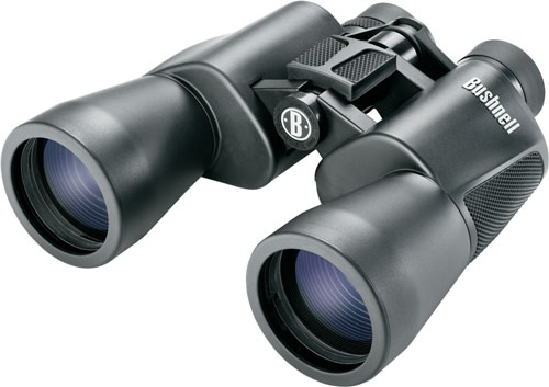 Bushnell Binocular Powerview - 20x50 Porro Prism Black