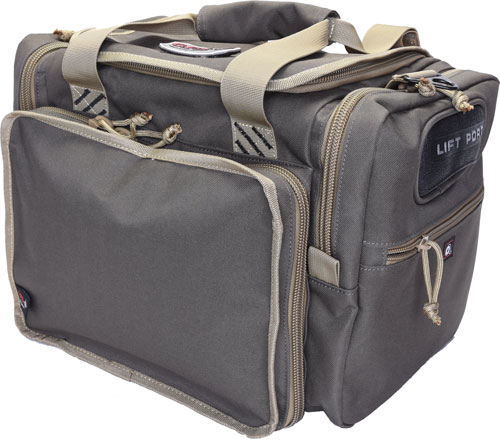 Gps Medium Range Bag - Rifle Green/khaki