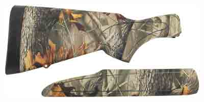 Rem 870 20ga. Youth Stock & - Forearm Rt-hardwoods Hd Syn