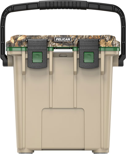 Pelican Coolers Im 20 Quart - Elite Realtree Edge W/cut Out