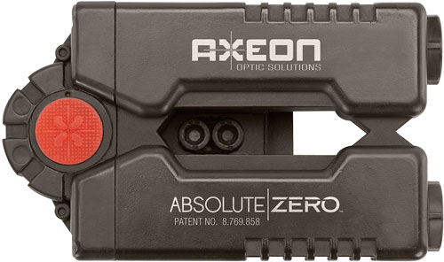 Axeon Absolute Zero Sighting - System Red Laser