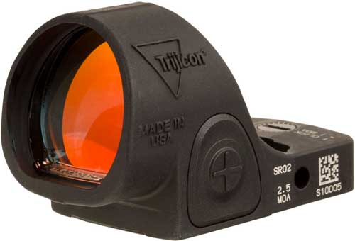 Trijicon Sro Sight Adj. Led - 2.5 Moa Red Dot W/o Mount