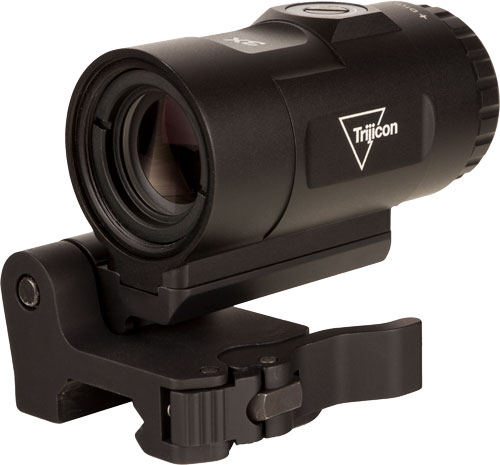 Trijicon Mro Hd 3x Magnifier - W/flip To Side Mount