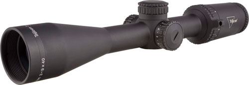 "Trijicon Credo 3-9x40 1"" - Sfp Green Moa Hunter Matte Blk"