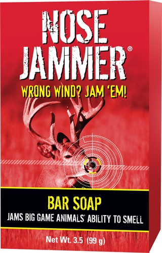 Nose Jammer Bar Soap W/nose - Jammer Formula 3.5 Ounces